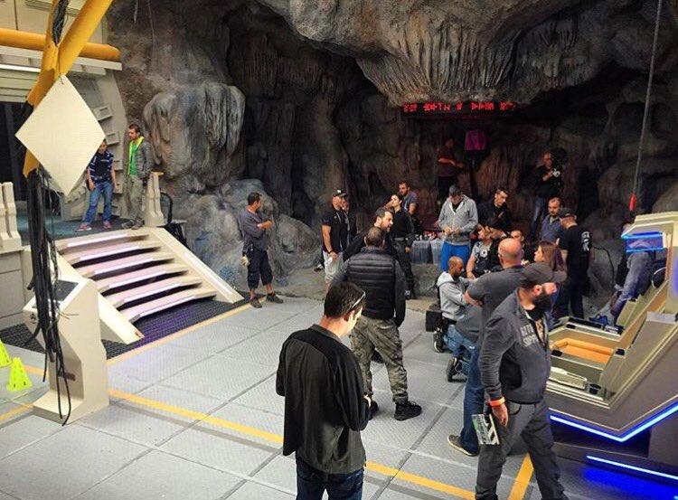 ВСети появились первые фото сосъемок новой экранизации Doom. - Изображение 8
