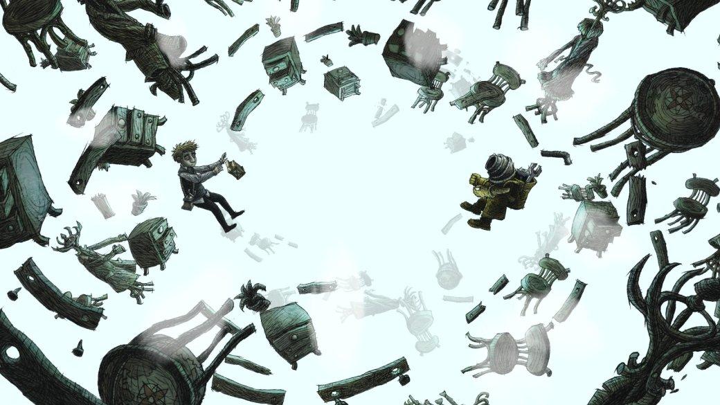 Обзор Creaks - рецензия на игру Creaks   Рецензии   Канобу