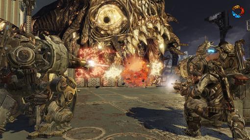 Обзор Gears of War 3 - рецензия на игру Gears of War 3 | Рецензии | Канобу