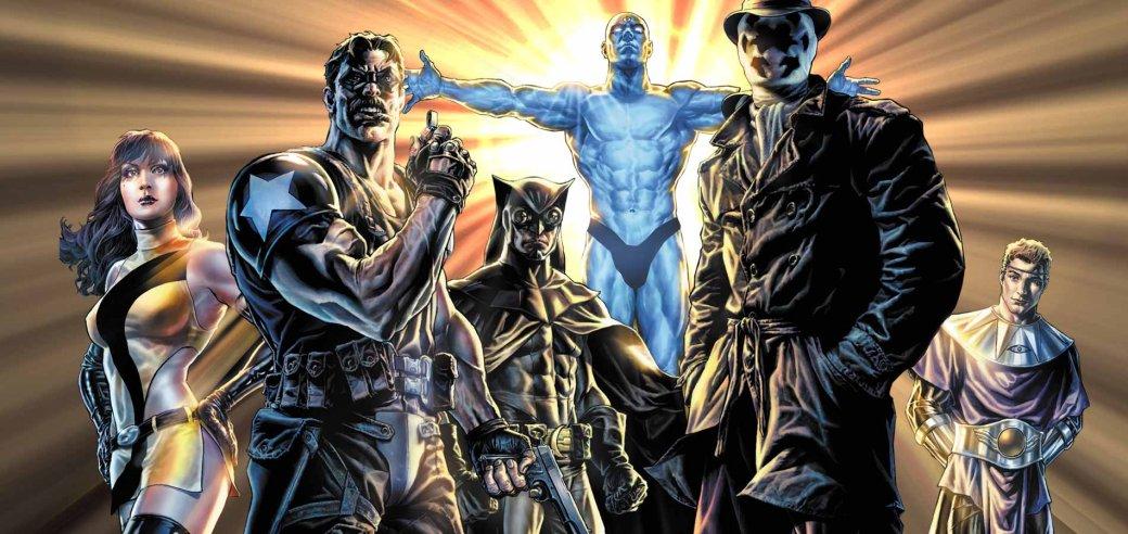 Вспоминаем «Хранителей»— легендарный комикс Алана Мура | Канобу