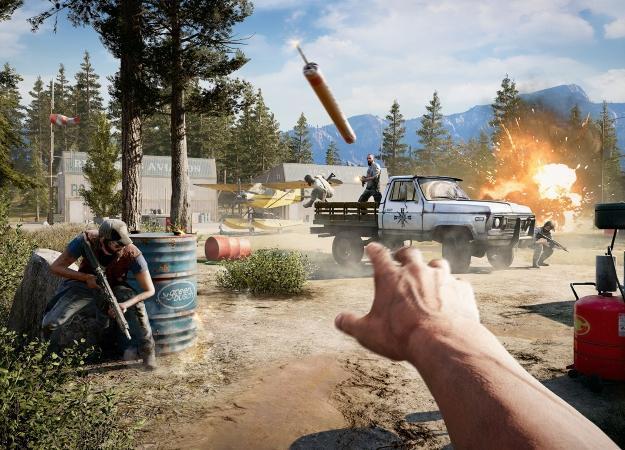 Ubisoft отложила сразу три релиза: Far Cry 5, The Crew 2 иеще неанонсированную игру | Канобу - Изображение 1