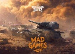 Разыгрываем два танка для World of Tanks Blitz от концепт-художника фильма «Безумный Макс»