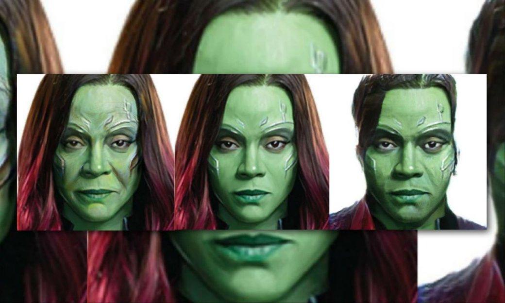 Старик Тор иДракс-девушка: нагероев Marvel применили FaceApp. Результат впечатляет!. - Изображение 13