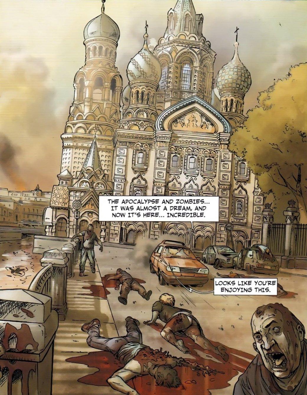 Какие комиксы почитать вожидании «Ходячих мертвецов»? Жесть, 18+ | Канобу - Изображение 5