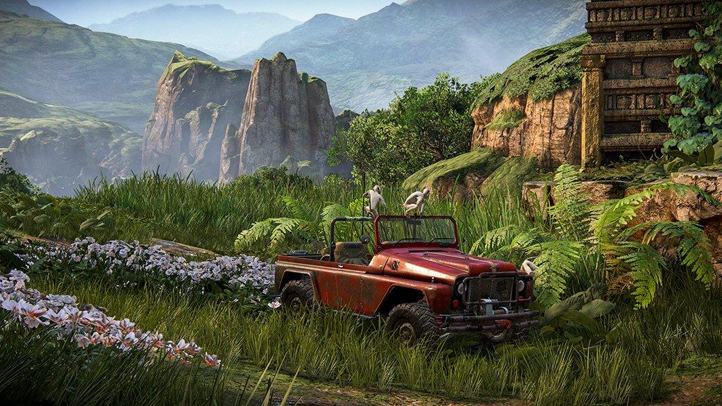 25 изумительных скриншотов Uncharted: Утраченное наследие | Канобу - Изображение 17