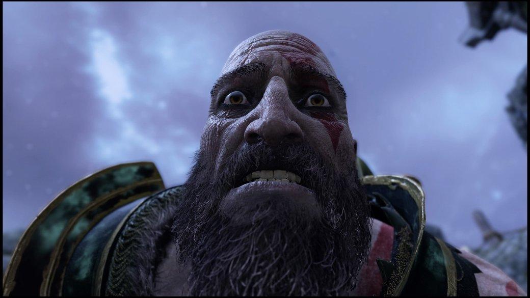 Лучшие (и просто смешные) скриншоты God of War при помощи нового фотомода. - Изображение 12