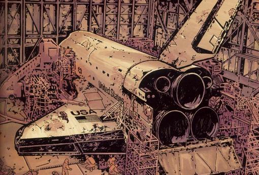 Комиксы: Orbiter | Канобу - Изображение 2