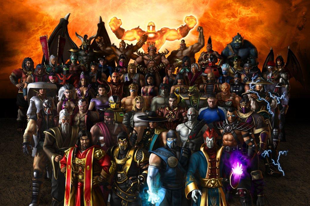 25 лет Mortal Kombat. Вспоминаем, что творилось всерии между MK3 иMK9. - Изображение 26