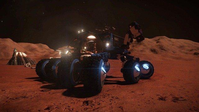 Завораживающий космос. Как Elite: Dangerous выглядит на PS4 | Канобу - Изображение 6