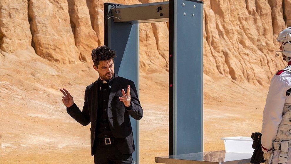 Появились кадры изчетвертого сезона «Проповедника». Онбудет последним | Канобу - Изображение 0