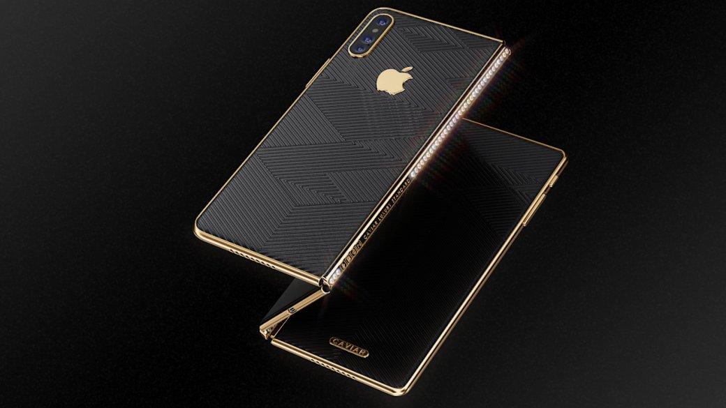 Российские разработчики представили концепт складного премиум-смартфона iPhone Z   Канобу - Изображение 76