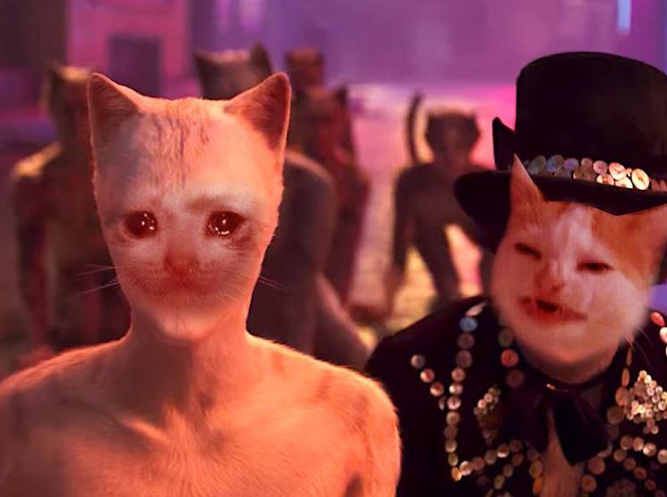 Вышел трейлер киноадаптации мюзикла «Кошки». Ох, лучшебы невыходил