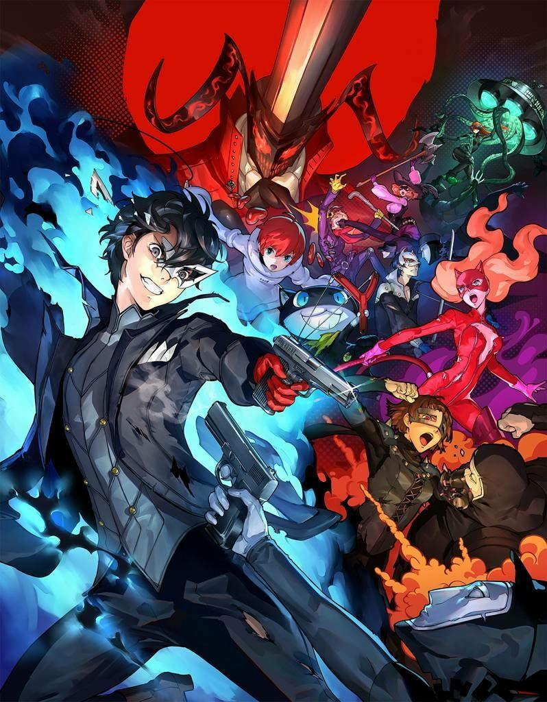 Вновом трейлере Persona 5 Scramble: The Phantom Strikers герои едут вопасное путешествие поЯпонии | Канобу - Изображение 0