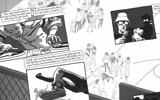 Комиксы: Sentences: The Life Of MF Grimm | Канобу - Изображение 3