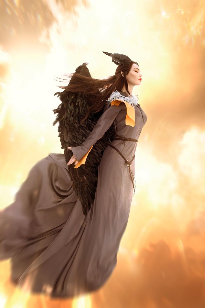 Очаровательная Малефисента в потрясающем косплее от Марины Ханны | Канобу - Изображение 4699