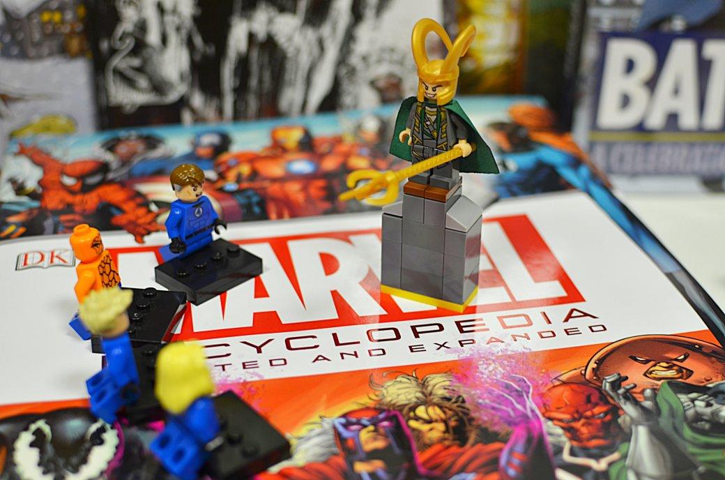 Топ-модель по-русски: «Канобу» устраивает фотосессию LEGO-супергероям | Канобу - Изображение 5