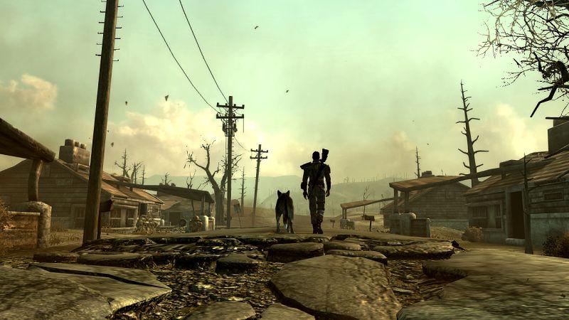 Fallout 3. Как я ее помню | Канобу - Изображение 2