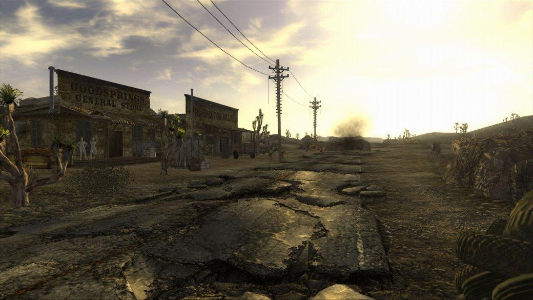 Игрок прошел Fallout: New Vegas намаксимальной сложности без убийств исмертей. - Изображение 1