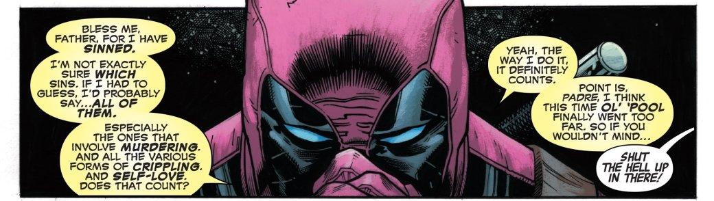 Что показали вкомиксе Marvel Legacy ичто это значит для будущего издательства? | Канобу - Изображение 2445