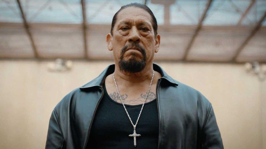 Рецензия нафильм «Заключенный №1: Восхождение Дэнни Трехо». Злой мексиканец с мачете в руках   Канобу