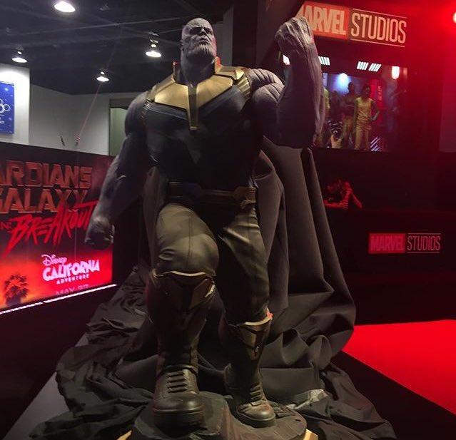 Первый взгляд наТаноса изкиновселенной Marvel вполный рост   Канобу - Изображение 1