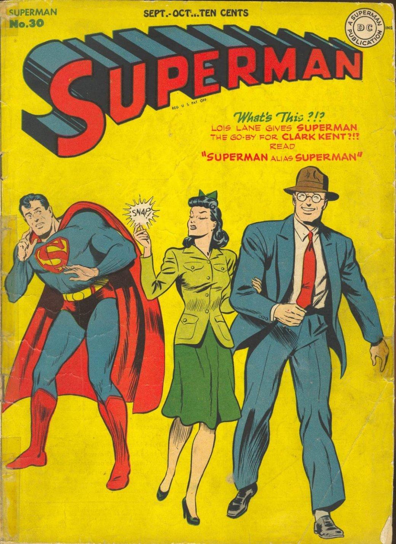 История Супермена иэволюция его образа вкомиксах   Канобу - Изображение 9391