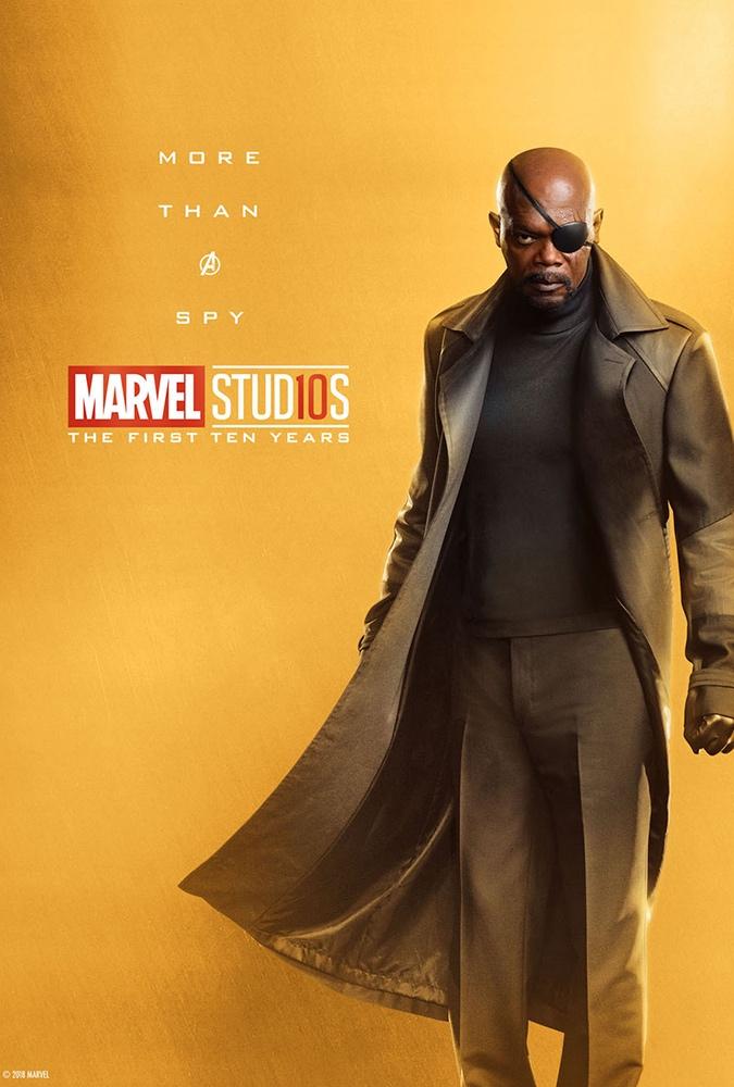 «Больше, чем легендарный преступник». ВСети появились новые юбилейные постеры Marvel Studios | Канобу - Изображение 2