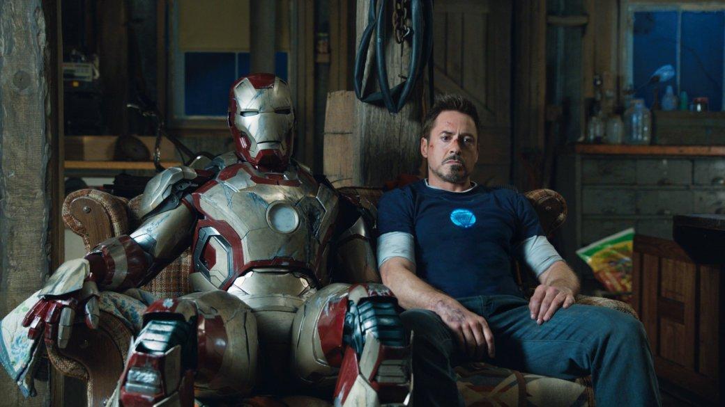 Из «Железного человека 3» убрали главную злодейку —из-за игрушек   Канобу - Изображение 0