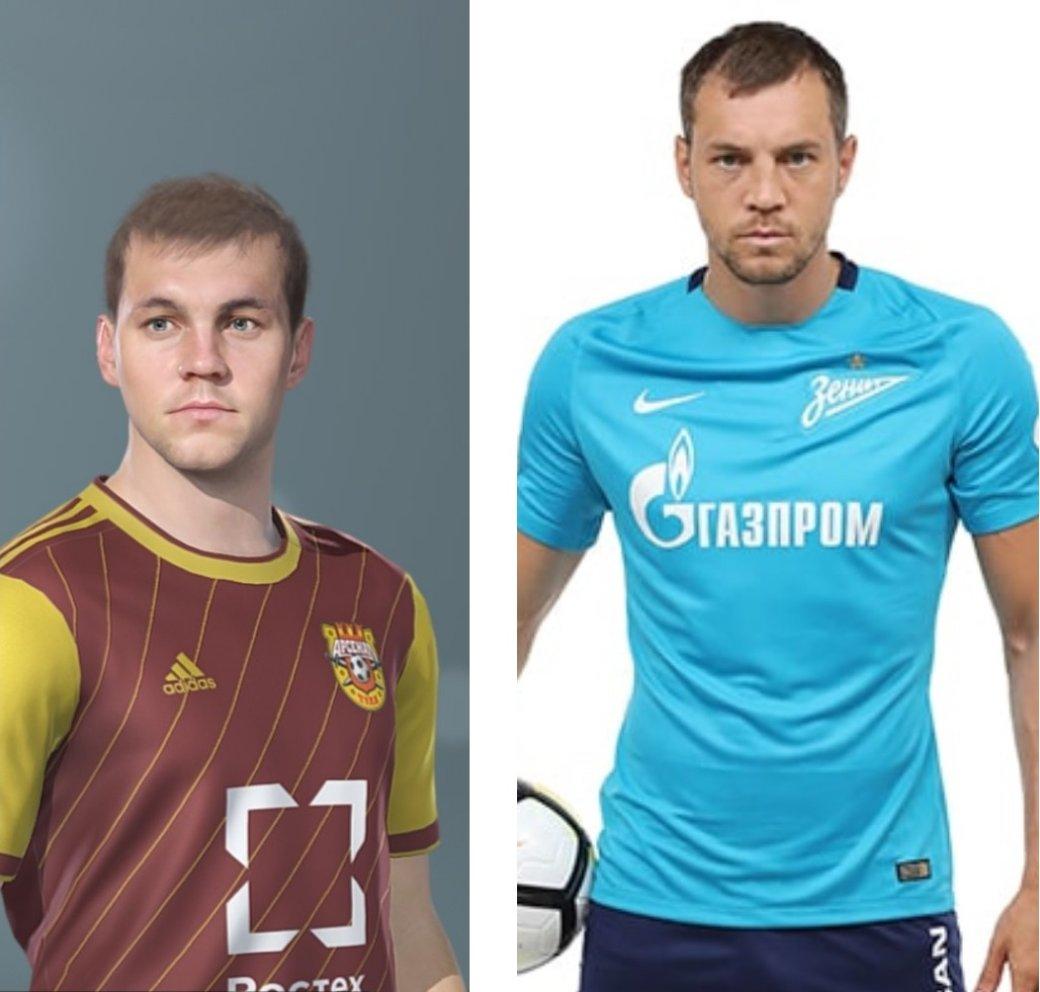 Лучшие игроки в PES 2019: сравнение реальных и виртуальных футболистов | Канобу - Изображение 13