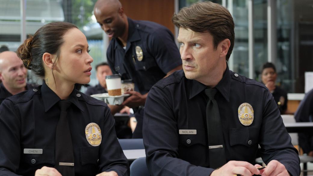 Почему стоит посмотреть «Новобранца» сНэйтаном Филлионом— ипохожли новый сериал на«Касла»?