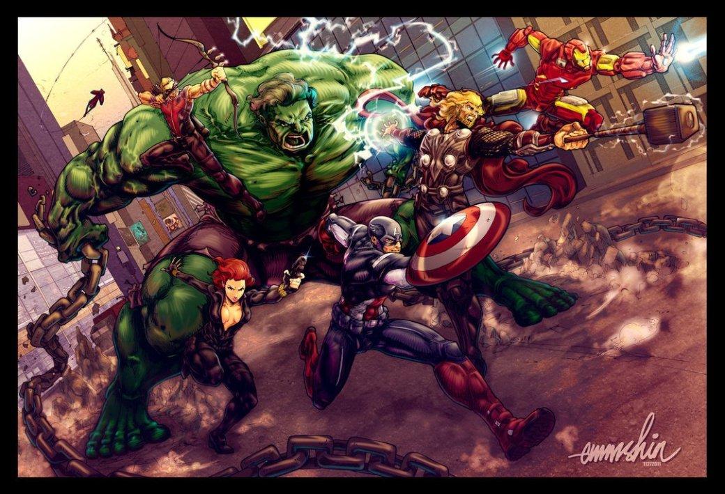 Рецензия на «Мстителей: Эра Альтрона» | Канобу - Изображение 9881