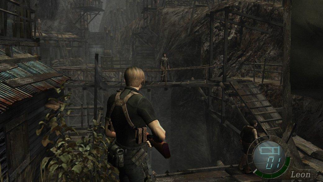 Как Resident Evil 4 выглядит иработает наNintendo Switch | Канобу - Изображение 4