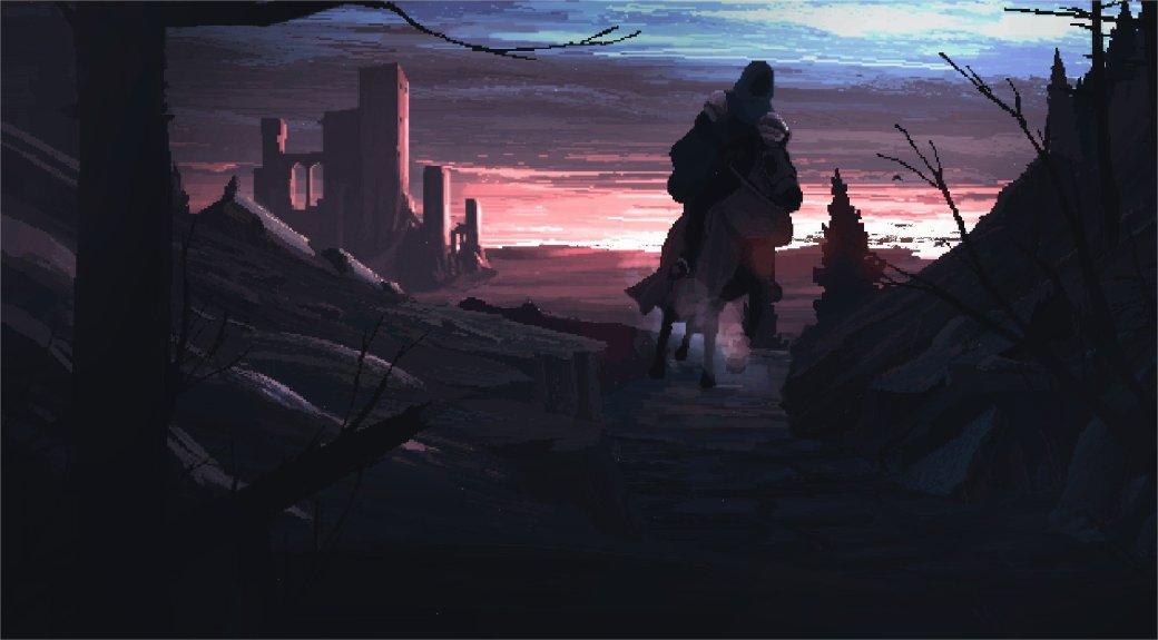 Анонсирована игра Dark Devotion. Кто-то сказал пиксельный 2D-Dark Souls? | Канобу - Изображение 1