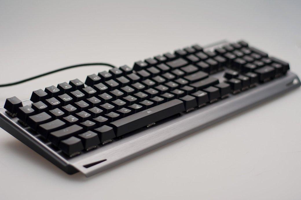 Обзор клавиатуры Gamdias Hermes M1: недорогая механика сподсветкой | Канобу - Изображение 8
