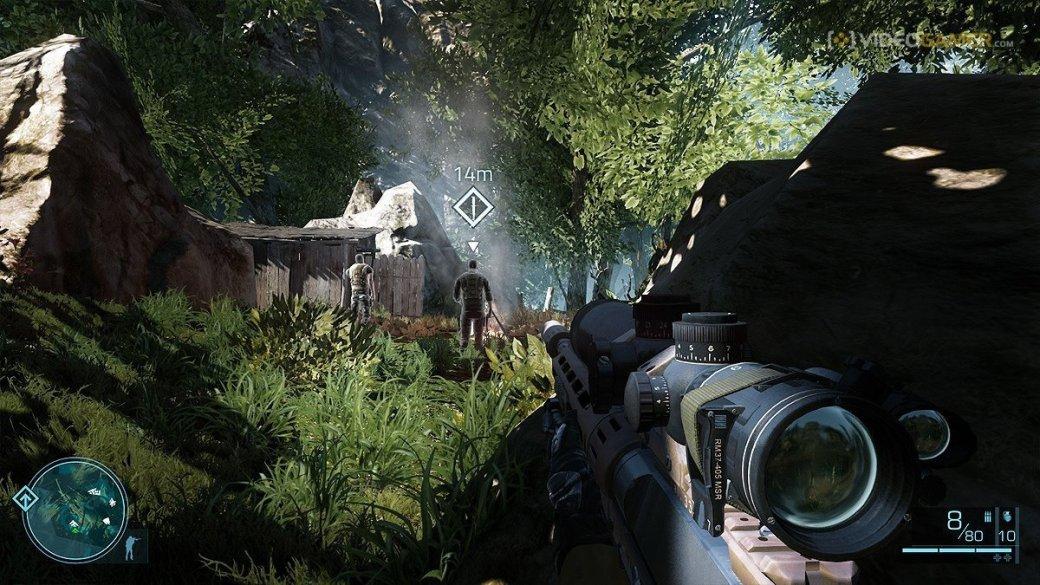 Sniper: Ghost Warrior 2 - Возвращение Буратин. | Канобу - Изображение 2