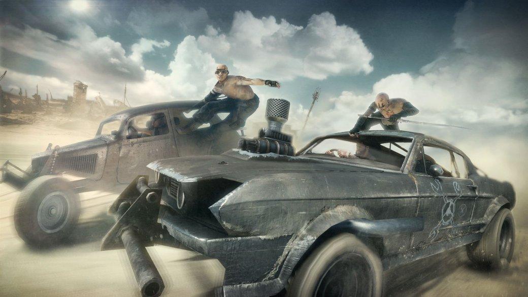 30 лучших игр 2015 года: Mad Max | Канобу - Изображение 3