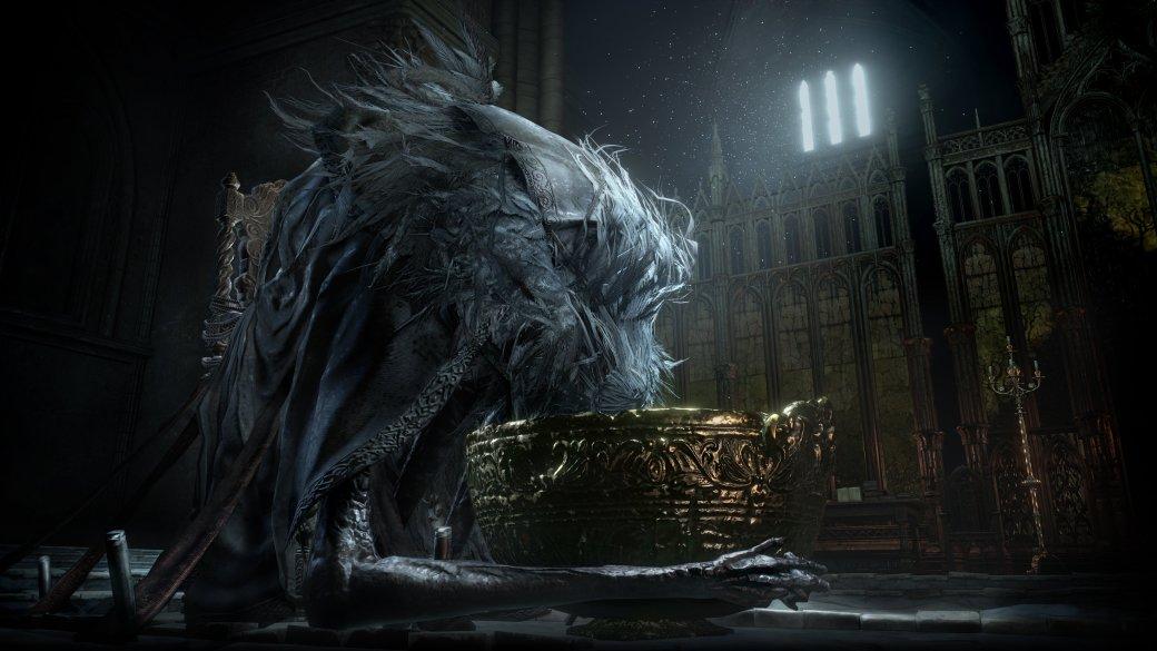 Рецензия на Dark Souls 3: Ashes of Ariandel | Канобу - Изображение 5766