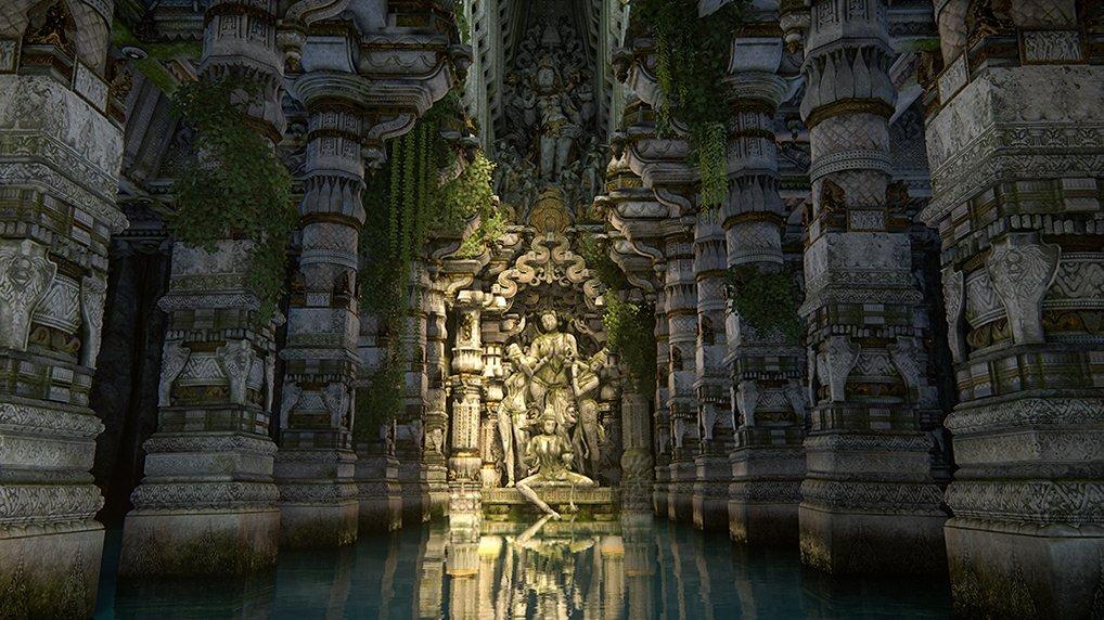 Индийская мифология и реальные места в Uncharted: The Lost Legacy | Канобу - Изображение 756